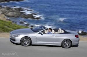BMW 650i kabriolet