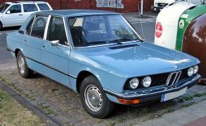BMW rad 5 E12