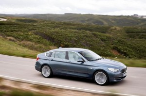 BMW rad 5 Gran Turismo