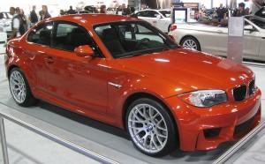 BMW rada 1 M Coupé